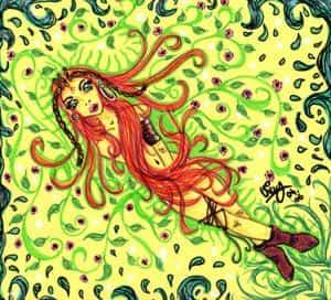 Fantasy Mädchen
