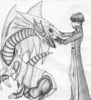 Blue-Eyes White Dragon (Original)