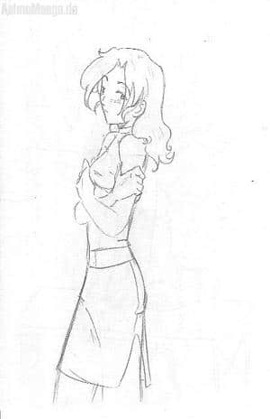 Lizzy (She looks like Mireille)