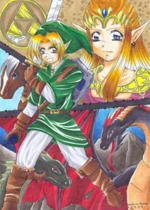 Link! Hero of Hyrule