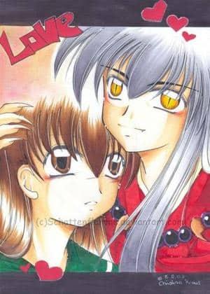 Inuyasha und Kagome