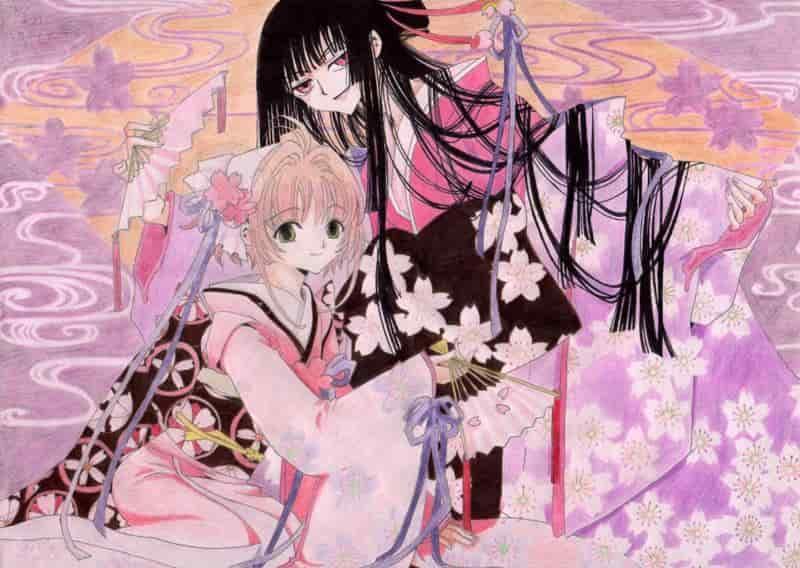 Yuuko & Sakura