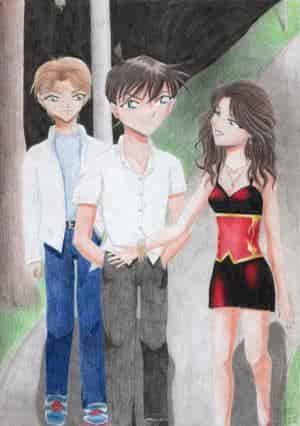 Dom, Shinichi und Alex
