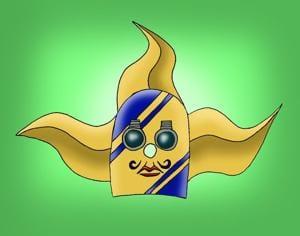 Sogekings Maske