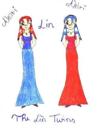 The Lin Twins