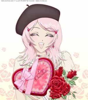 TRIXIE Anipike Mascot // Valentine's Day
