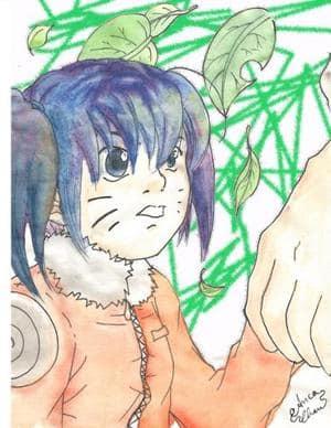 Narutos,Hinatas Tochter