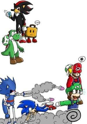 Super Mario Brothers Z