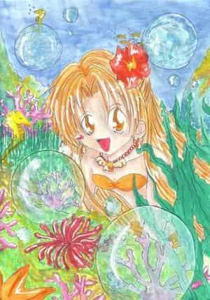 Mermaid Seira for Hana_Chi