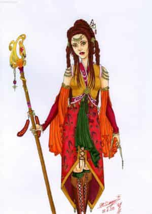 Chara Conceptual-Amaterasu