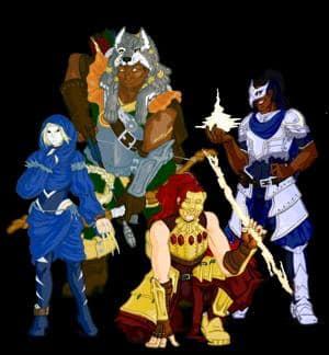 Die Vier Ritter