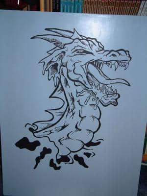 Big Drachenkopf