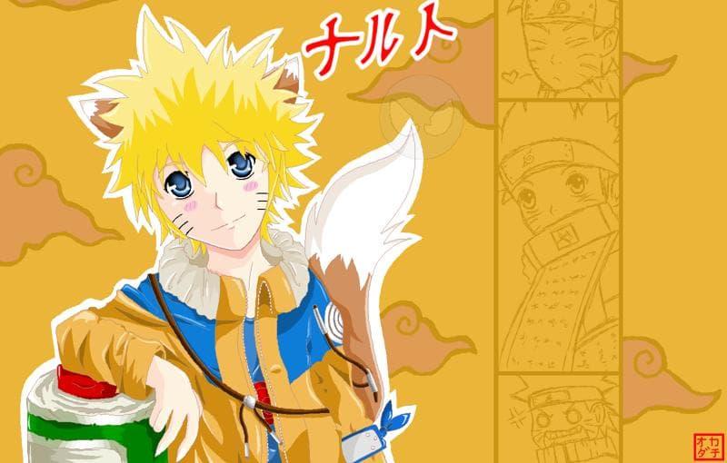 Oekaki Naruto (= ^ .-. ^ =)