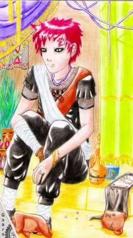 ~*Gaara prince of sand*~