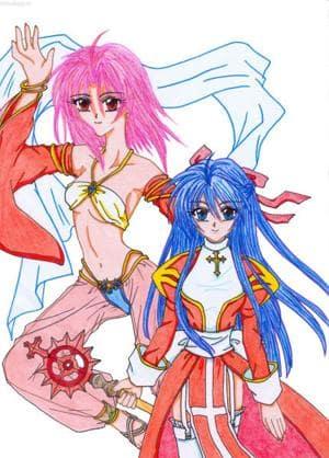 Gyspy und High Priestress
