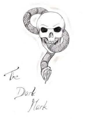 Dark Mark...das dunkle Mal