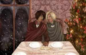 Christmas with Harry and Draco