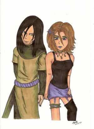 Orochimaru und Aurelia