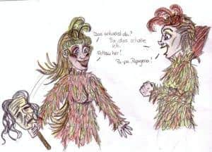 The Magic Flute III (Papageno&PapagenaII)