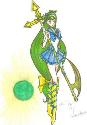 Sailor Earth