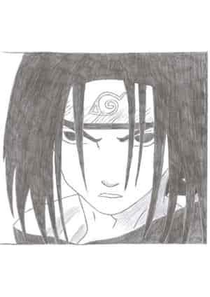 My name is Uchiha Sasuke!