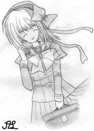 Shuffle! - Fuyou Kaede