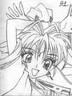 Jeanne Die Kamikaze Diebin (Kamikaze Kaitou Jeanne)