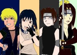 Naruto Kids 3 Team 13