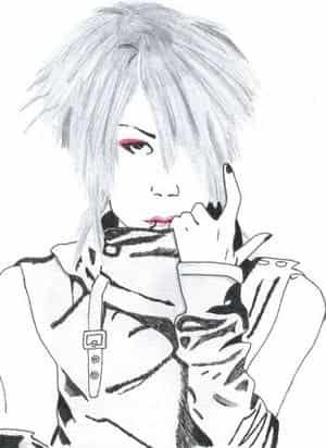 GazettE no Aoi