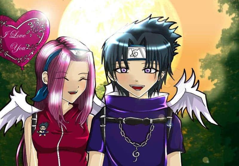 Two angels one life [Sasuke_X_Sakura]