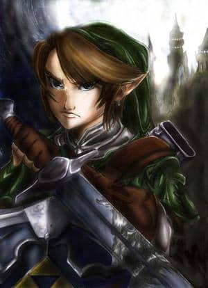 Zelda-Twilight Princess