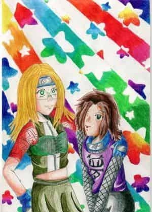 Friendship written in the stars