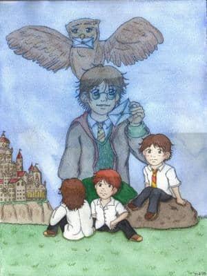 In loving Memory to Mr. Harry Potter