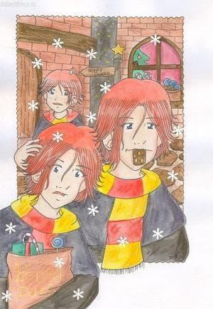 Weasley Twin Time