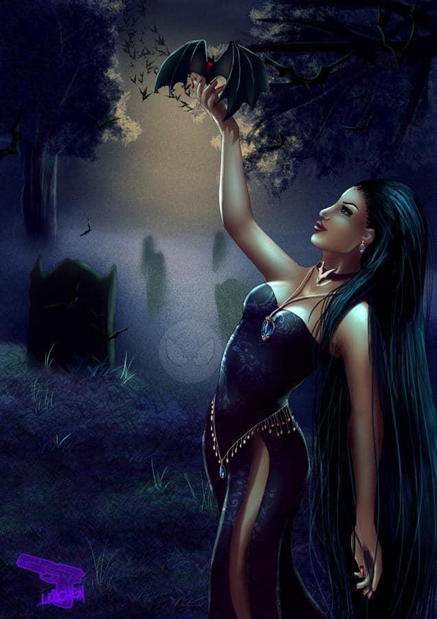 Lucia the Vampire Princess