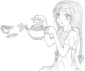 Und was ist mit tea?!