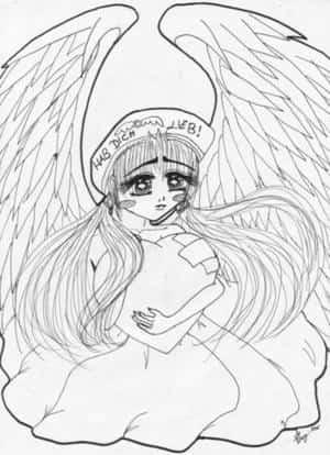 Ein Engelchen zum Knuddeln *.*