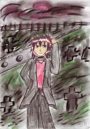 Takeya Arashi