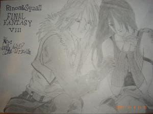 Rinoa und Squall (mal wieder)