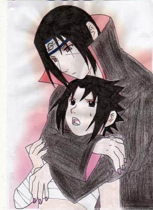 Itachi und Sasuke